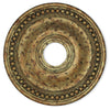 Livex Lighting Wingate Hand Applied European Bronze Ceiling Medallion 82074-36