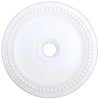 Livex Lighting Wingate White Ceiling Medallion 82076-03