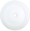 Livex Lighting Wingate White Ceiling Medallion 82078-03