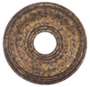 Livex Lighting Ceiling Medallions Hand Applied Venetian Golden Bronze Ceiling Medallion 8217-71