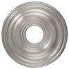 Livex Lighting Ceiling Medallions Brushed Nickel Ceiling Medallion 8217-91