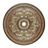 Livex Lighting Ceiling Medallions Venetian Patina Ceiling Medallion 8228-57