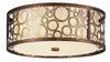 Livex Lighting Avalon Palacial Bronze with Gilded Accents Ceiling Mount 8688-64