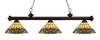 Z-Lite Riviera Bronze 200-3BRZ-Z14-49 Island/Billiard Light