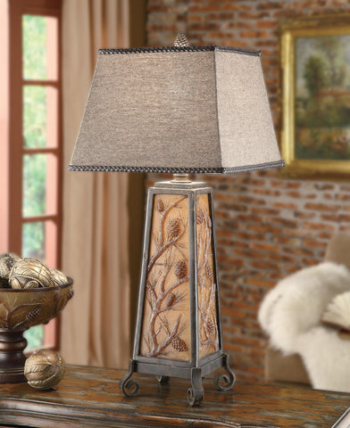 "Crestview ""Autumn'S Light"" Table Lamp CIAUP471 - Sky Home Decor"