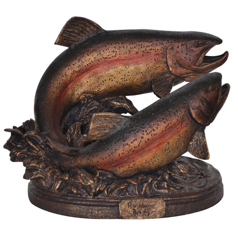 "Crestview ""Rainbow Rising"" Statue CIDEP106 - Sky Home Decor"