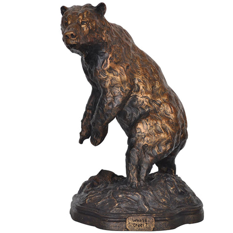 "Crestview ""The Challenge"" Statue CIDEP107 - Sky Home Decor"