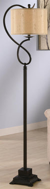 Crestview Echo Floor Lamp CVACR435