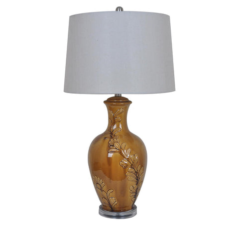 Crestview Abbey Table Lamp CVAP1751 - Sky Home Decor