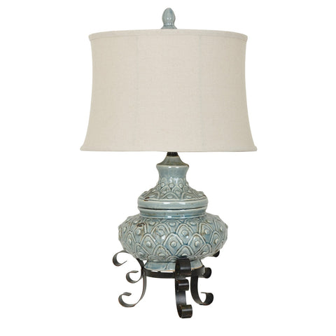 Crestview Alden Table Lamp CVAP1903 - Sky Home Decor