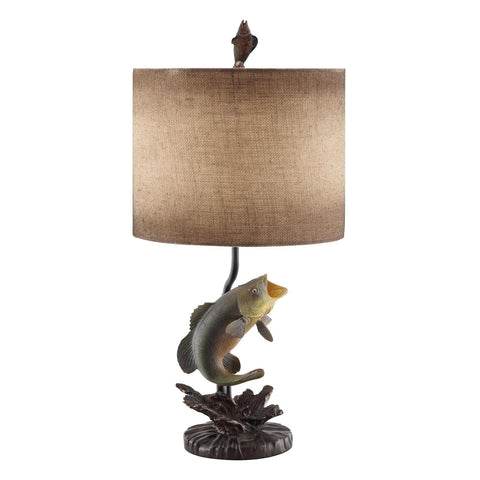 Crestview Bass Table Lamp CVAVP413