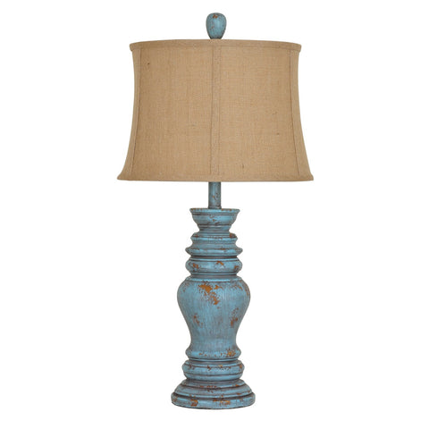 Crestview Barclay Table Lamp CVAVP430