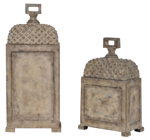 Crestview Aberdeen Boxes CVJDP700 - Sky Home Decor