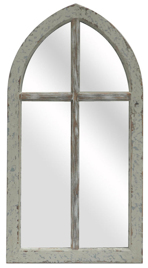 Crestview Antique Cathedral Mirror CVMRA332 - Sky Home Decor