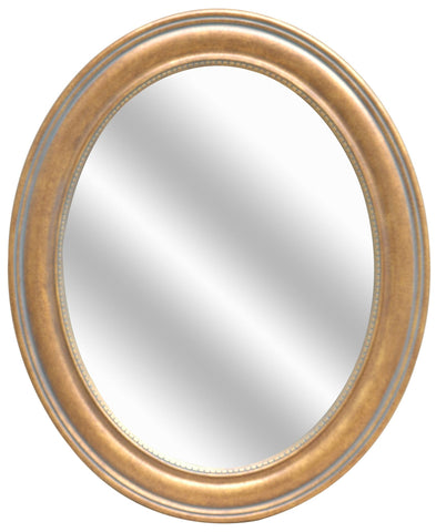 "Crestview ""Amber Mirror CVTMR1063B - Sky Home Decor"