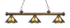 Z-Lite Riviera Antique Brass 200-3AB-Z14-37 Island/Billiard Light