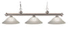 Z-Lite Riviera  200-3BN-SW16 Island/Billiard Light