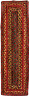 Homespice Decor Jute Braided Cider Barn Area Rug
