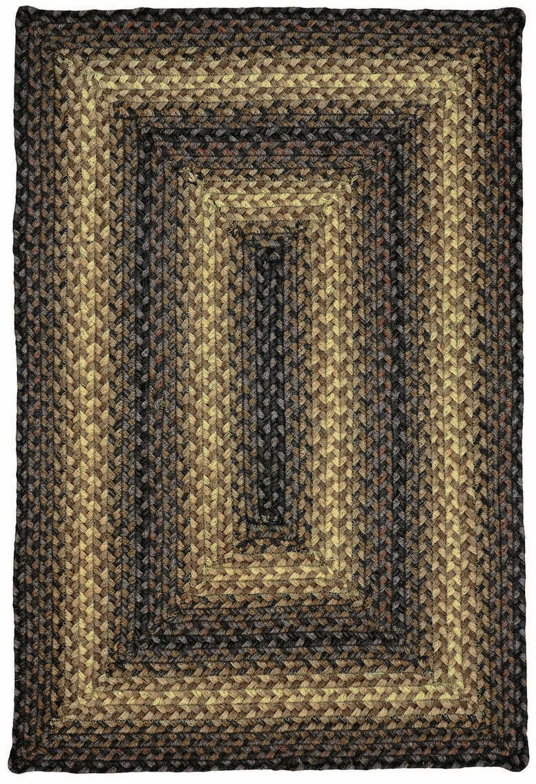 Homespice Decor Jute Braided Kenya Area Rug