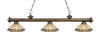 Z-Lite Riviera Antique Brass 200-3AB-Z14-35 Island/Billiard Light