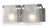Z-Lite Zephyr 169-2V-FB Vanity Light