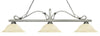 Z-Lite Melrose 114-3AS-GM16 Island/Billiard Light