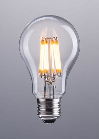 Zuo Mod E26 A19 3000K Led 8W 100 X 60Mm Light Bulb - Clear