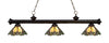 Z-Lite Riviera Bronze 200-3BRZ-Z14-37 Island/Billiard Light