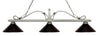 Z-Lite Melrose 114-3AS-MBRZ Island/Billiard Light