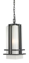 Z-Lite Abbey 549CHB-BK Outdoor Light