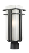 Z-Lite Abbey 549PHB-BK-R Outdoor Light