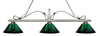 Z-Lite Melrose 114-3AS-ARG Island/Billiard Light