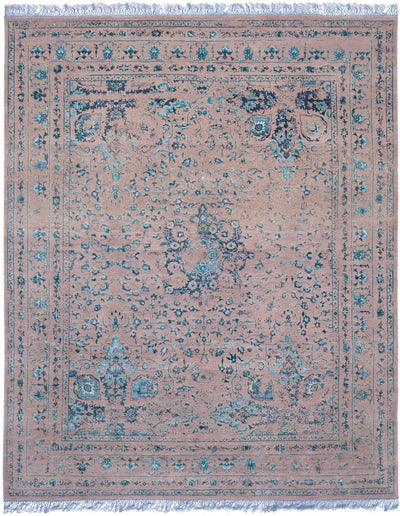 Safavieh Dream Collection DRM111A Blue / Ivory Rug