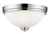 Z-Lite Ashton 443F2-CH Flush Mount Light