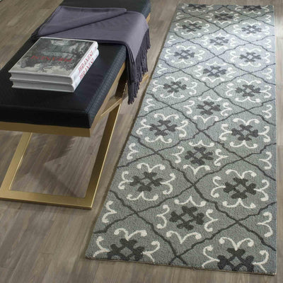 Safavieh Four Seasons FRS234B Blue / Ivory Rug