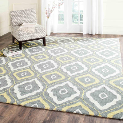 Safavieh Four Seasons FRS235B Grey / Ivory Rug