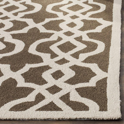 Safavieh Four Seasons FRS466B Mocha / Ivory Rug