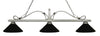 Z-Lite Melrose 114-3AS-MMB Island/Billiard Light