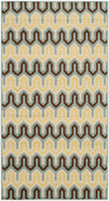 Safavieh Hampton HAM516AL Light Blue / Green Rug