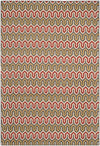 Safavieh Hampton HAM516CD Dark Grey / Rust Rug