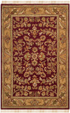 Safavieh Heritage HG170A Red / Gold Rug