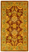 Safavieh Heritage HG343J Brown / Blue Rug