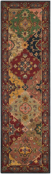 Safavieh Heritage HG926A Red / Multi Rug