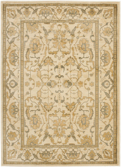 Safavieh Heirloom HLM1666-1111 Creme / Creme Rug