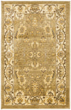 Safavieh Heirloom HLM1666-5211 Green / Creme Rug