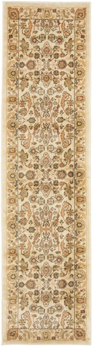 Safavieh Heirloom HLM1740-1111 Creme / Creme Rug