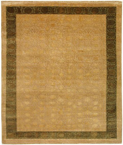 Safavieh Jewel Of India JWL599E Ivory / Light Green Rug