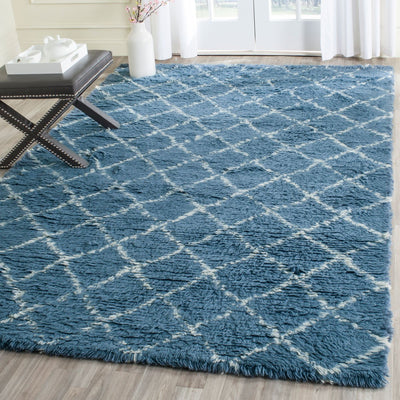 Safavieh Kenya KNY404D Light Blue / Ivory
