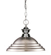 Z-Lite Pendant Lights 100701BN-SBN Pendant Light