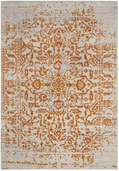 Safavieh Madison MAD607K Cream / Orange Rug